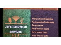 Jays handyman services
