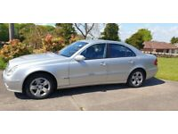 Mercedes-Benz, E CLASS, Saloon, 2004, Semi-Auto, 3222 (cc), 4 doors
