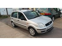 Ford fusion 2. 2004 1.4 long mot. 61k