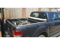 Ford Ranger T6 roll up bed cover
