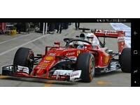 Formula 1 british grand prix 3 day general admission ticket