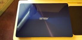 ASUS ZenBook UX430UA-GV415T 14-Inch Nano Edge Blue - Intel Core i7- 8550U