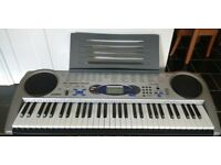 Casio LK43 electronic note lighted keyboard