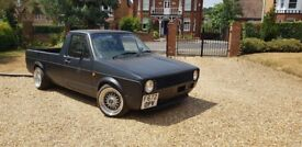 VW MK1 Caddy 1988 1.6 diesel 5 speed manual