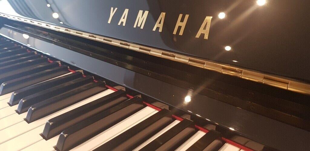 NEW Yamaha U3S SH2 SILENT Acoustic Upright Piano (Polished Ebony) | in  Wimbledon, London | Gumtree