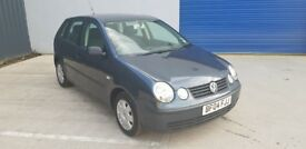 VOLKSWAGEN POLO 1.4 TWIST 5dr HATCHBACK **FULL SERVICE HISTORY**12 MONTHS MOT**DRIVES PERFECT**