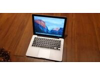Macbook Pro 13 inch 2010 - 2011 laptop Intel 2.66ghz Core 2 duo processor fully working