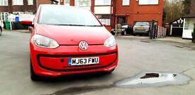 Volkswagen Up Bluemotion 1 liter petrol HPI Clear warranty included