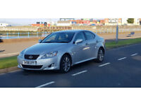 LEXUS IS 250 SE-L 2006 - exceptional service history, only one previous owner