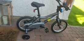 "Kids 14"" bike for sale - immaculate condition"