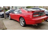 Immaculate nissan 300zx imported from japan very clean fast car female owner