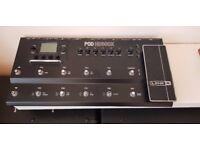 Line 6 HD500x Guitar Multi Effects RRP £425