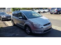 Ford S-Max 2.0 TDCi Zetec 5dr 7 SEATS 13 SERVICE STAMPS GREAT FAMILY MOTOR 2007