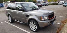 Range rover sports 3.6 v8 2009