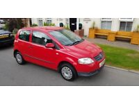 2007 VOLKSWAGEN FOX 1.2 URBAN, LOW MILES AT 51K, GROUP 1 INS & 3 MTH WARRANTY! (Not Polo, clio)