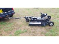 ATV paddock topper