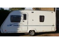 2007 ACE Jubilee Envoy 4B with fixed bed and Motor Mover, Clean, and well maintained