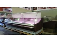 SERVE OVER COUNTER MEAT DISPLAY, DIARY FISH CHILLER