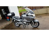 BMW R1200RT For sale. Good runner.