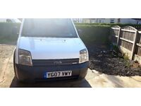 Transit connect. 07 reg . 131000 miles. Service history. Side loading doot. Just been serviced