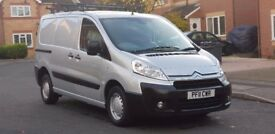 2011 (11) CITROEN DISPATCH 1.6 HDI TRADESMAN PANEL VAN PEUGEOT EXPERT FIAT SCUDO NO VAT