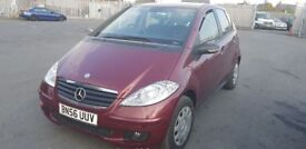 MERCEDES A150 1.5 PETROL, EXCELLENT DRIVE ( ANY OLD CAR PX WELCOME )