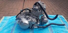 Yamaha raptor 700 2013 engine