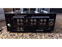 Pioneer DJM250 2 Channel DJ Mixer (black/grey) - great condition