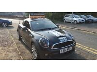 MINI Coupe 2.0 Cooper SD **FULL SERVICE HISTORY**£30 ROAD TAX**TOP SPEC**FULL LEATHER**