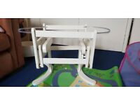 Mothercare gliding moses stand