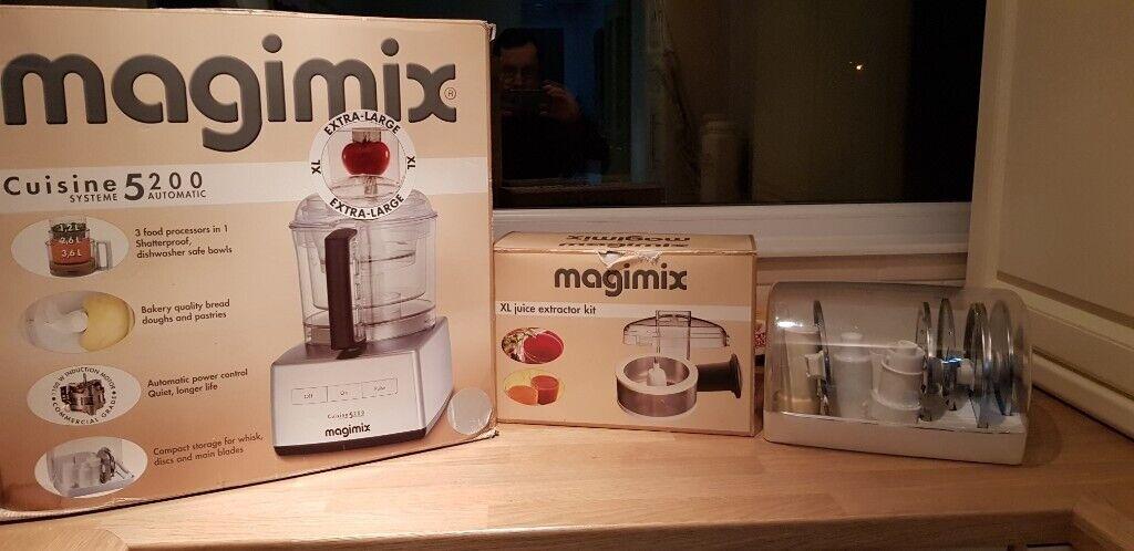 Magimix 5200 Juicer Attachment