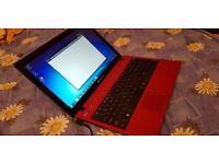 Packard Bell 15.6 Wireless Laptop Pc Intel P6300 2.7 Ghz/500 Gb/4 Gb/Windows 7 Pro/Office 2016 Pro