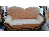 3 seater + 2 seater sofa & storage solution