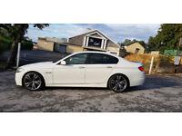 BMW 520D M SPORT WHITE !!!