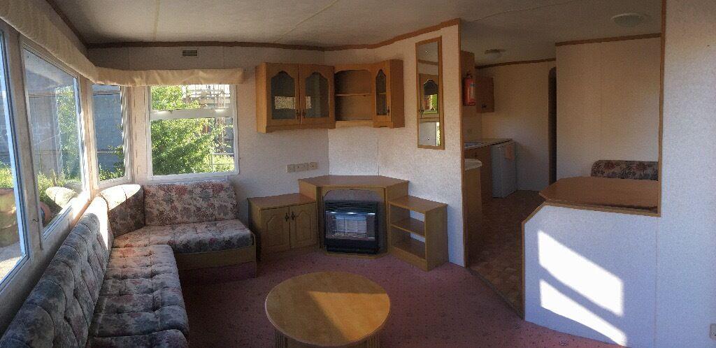 Willerby Kestrel 1999 2 Bedroom Static Caravan Home For