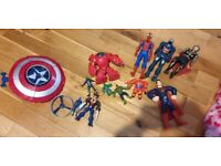 large selection of kids toys all in brilliant condition