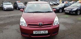 Toyota Corolla Verso 1.6 VVT-i T2 5dr1 Year Mot / Serviced /7 seats