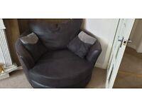 Sofology Halo Cuddler Chair