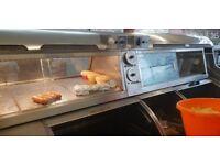 Fish and Chips Frying Range (Preston & Thomas)