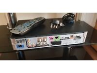 TV/ TV Stand & Sky +HD Box