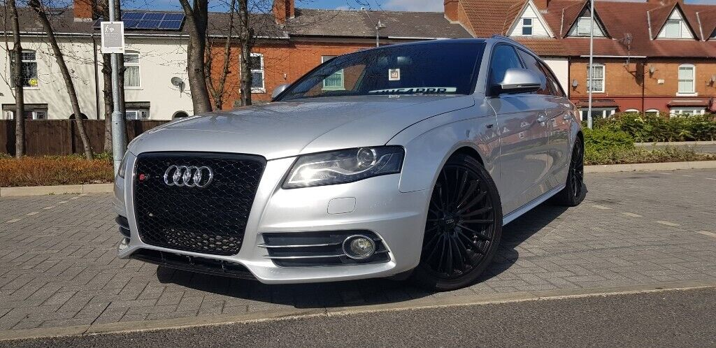 Audi A4/S4 replica/conversion     Mint condition | in Shirley, West  Midlands | Gumtree