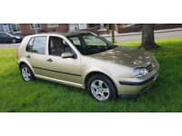 VW GOLF AUTOMATIC, GOOD CONDITION,, ( ANY OLD CAR PX WELCOME )
