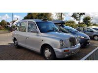 Taxi LTI TX2 Hackney