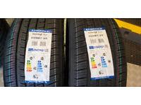 215 50 17 2 x NEW!! tyres Triangle Advante X TC101 All Seasons