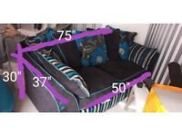 Lovely two seater sofa for sale