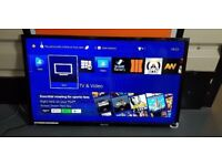 Hisense LTDN40D36TUK 40 Inch Freeview HD Full HD LED TV Great Condition.