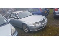 ROVER 75 AUTOMATIC 2.0 DIESEL ( EXCELLENT CONDITION ) ( ANY OLD CAR PX WELCOME ) (LEATHER INTERIOR )