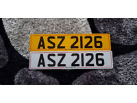 private plate ASZ 2126 ..........Great Christmas Present