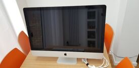 "27"" iMac excellent condition and excellent price"