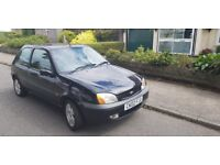 Ford Fiesta 1.2 litre - 1 FEMALE OWNER FROM NEW